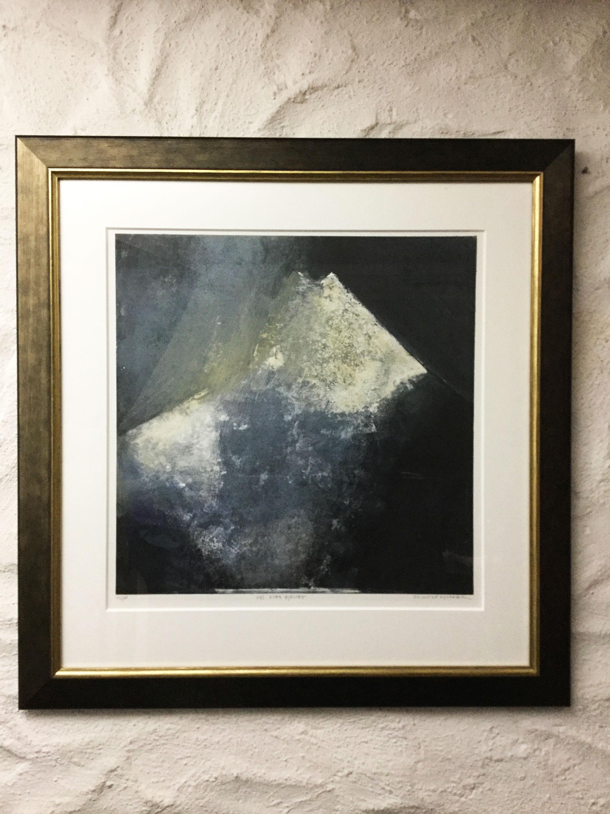 Svært Ørnulf Opdahl - mohn-kunsthandel ZT-15